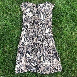 Kenneth Cole snake print dress
